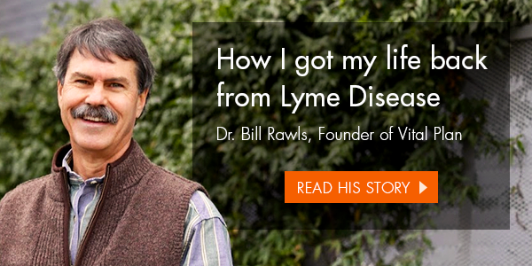 How Dr. Bill Rawls recovered from fibromyalgia and Lyme