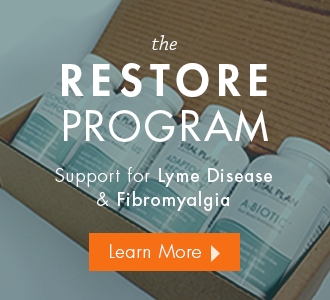 The Restore Program for Lyme disease, fibromyalgia, and chronic fatigue syndrome