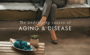Causes of aging and disease
