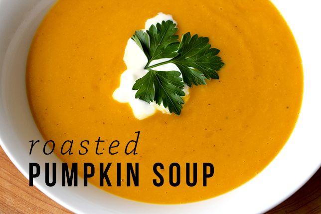 roasted pumpkin soup vital plan recipes