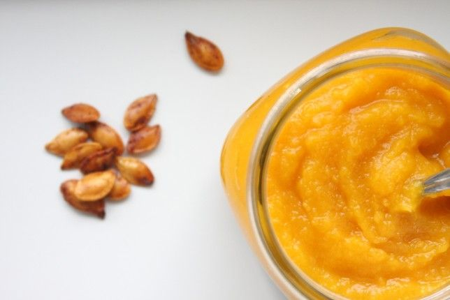 Homemade Pumpkin Puree | Vital Plan