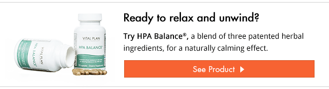 HPA Balance for natural calm