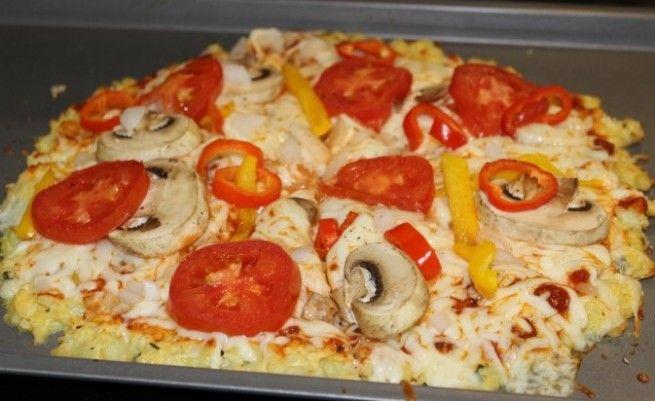 Cauliflower Crust Pizza Recipe | Vital Plan