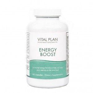 vital plan's energy boost supplement