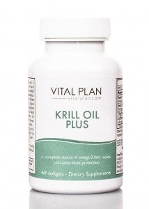 vital plan's krill oil plus