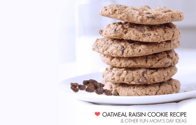 Oatmeal Raisin Cookie Recipe | Healthy Recipes from Vital Plan