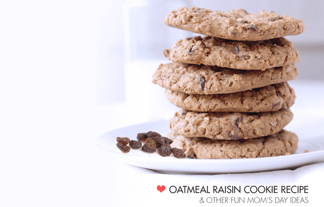 gluten free oatmeal raisin cookie recipe