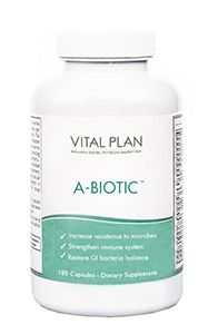 Vital Plan Abiotic Natural Supplement