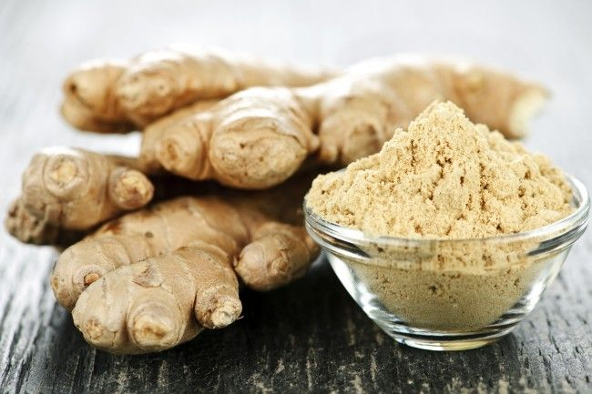 Ginger Root and Powder - L