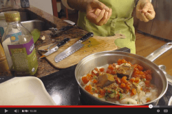 Healthy Cooking with Dr. Rawls