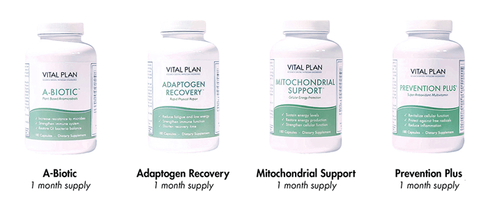 Vital Plan Restore Program Refill Kit