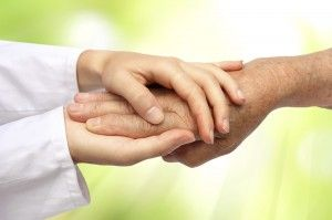 Medical - Hold Hand - L