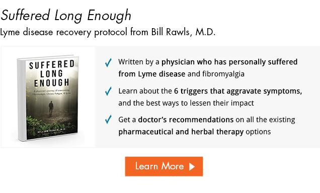 Lyme disease protocol, Dr. Bill Rawls