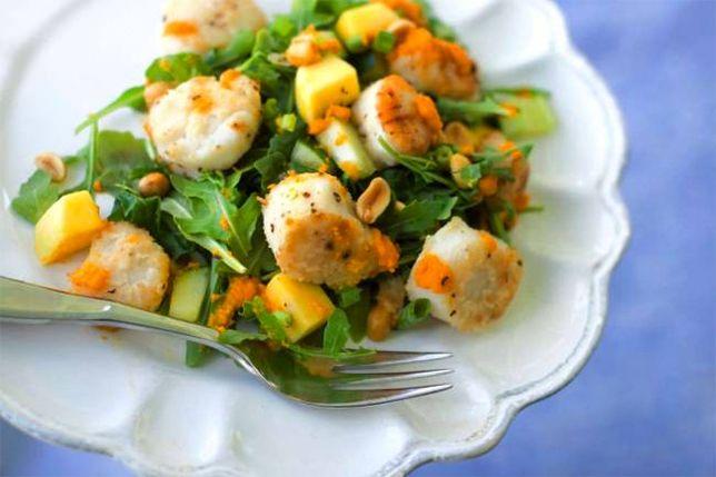 Sea Scallop Salad Recipe | Vital Plan