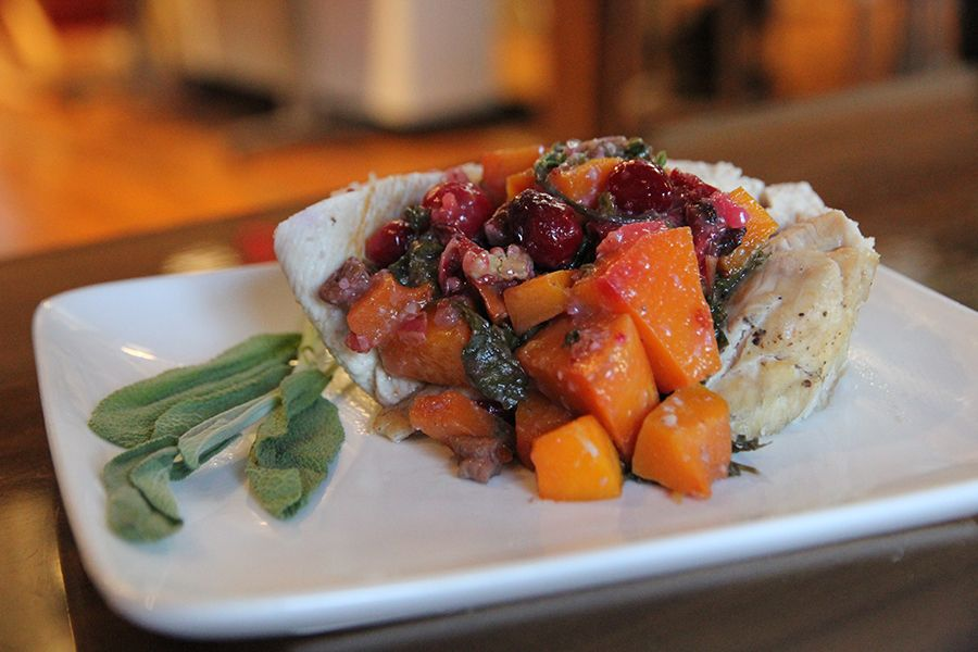 Vital Plan Stuffed Turkey Tenderloin Recipe