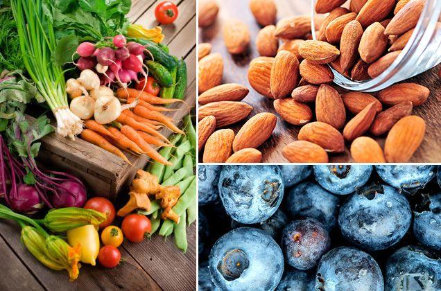Ten foods essential to health
