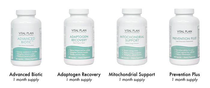 Vital Plan Restore Program Refill Kit
