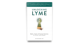 Unlocking Lyme book