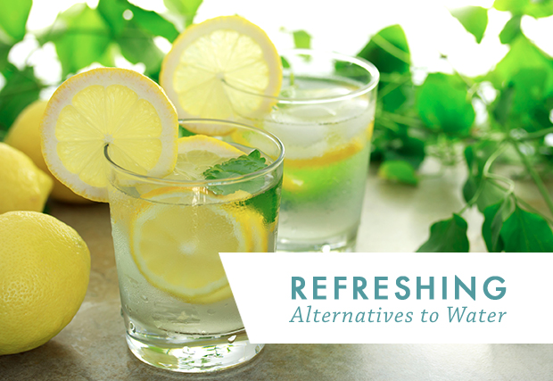 Refreshing Alternatives to Water