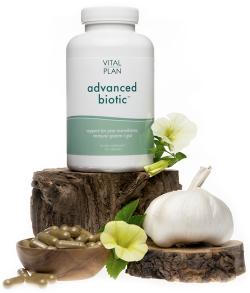 Vital Plan Advanced Biotic Natural Supplement