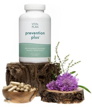 vital plan prevention plus supplement
