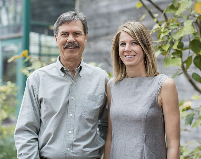 Dr. Bill Rawls and Braden Rawls