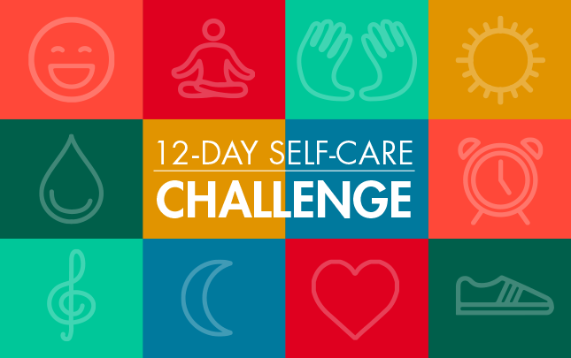 The 12-Day Self-Care Challenge