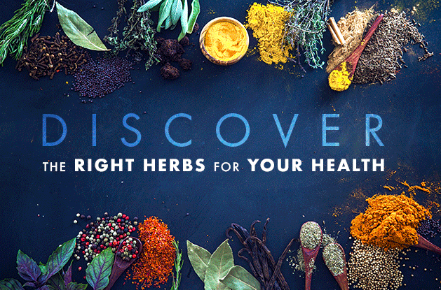 Discover The Right Herbs For Your Health | Vital Plan