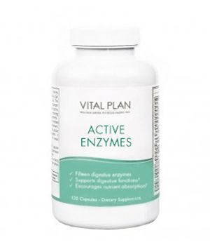 vital plan Active Enzymes natural supplement