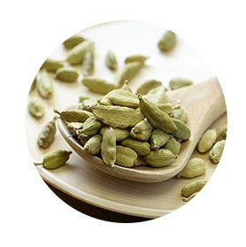 Active Enzymes Cardamom