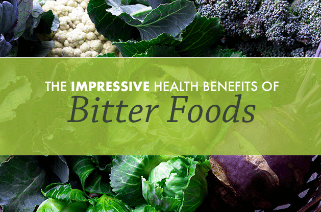 The Impressive Health Benefits of Bitter Foods