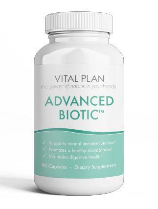 vital plan advanced biotic