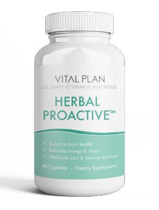 vital plan Herbal ProActive natural supplement