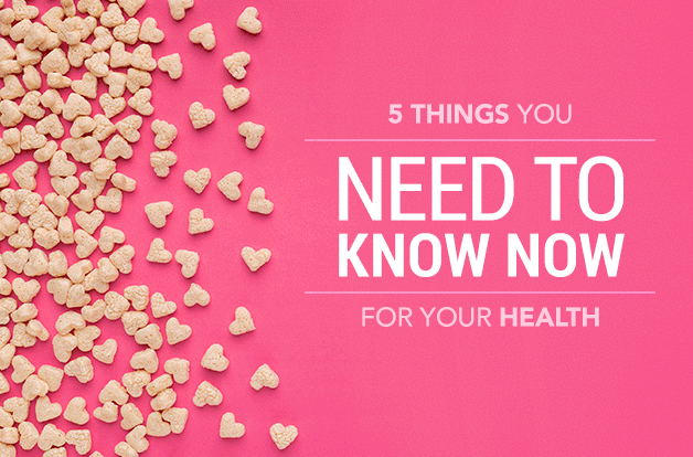 5 Things You Need to Know Now for Your Health (Nov. 1)