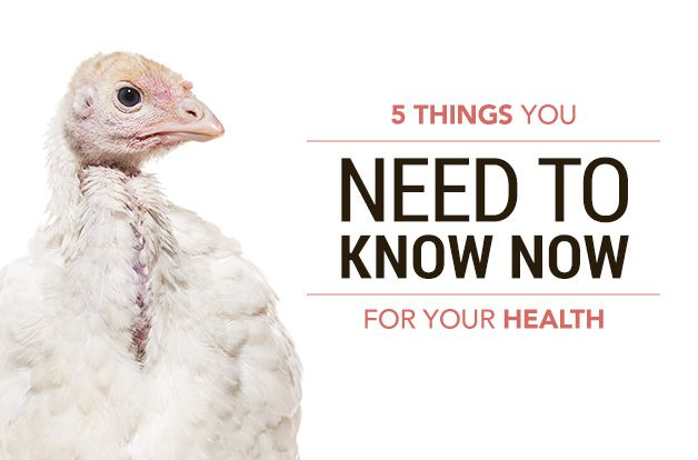 5 Things You Need to Know Now for Your Health (November 16, 2018)