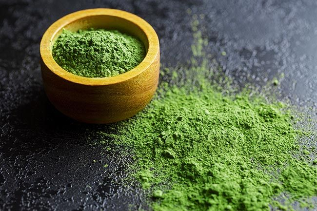 chlorella powder for detoxification