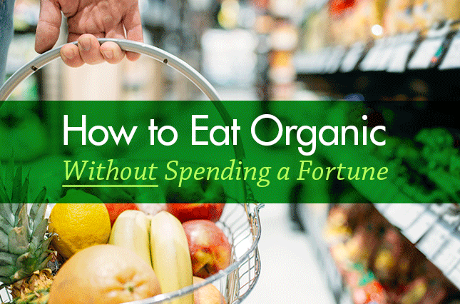 How to Eat Organic Without Spending a Fortune