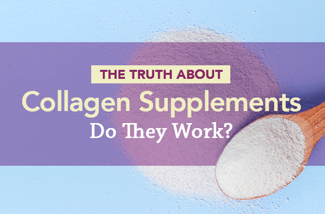 The Truth About Collagen Supplements: Do They Work?