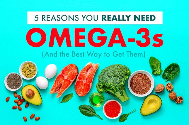 5 Reasons You Really Need Omega-3s and the Best Way to Get Them | Vital Plan