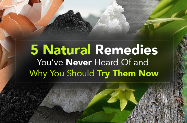 5 natural remedies you have not heard of