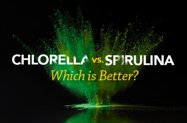 Chlorella vs. Spirulina: Which is Better?